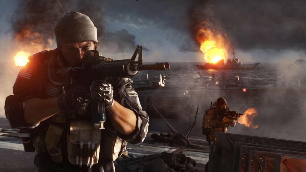 battlefield 4 ddos attack