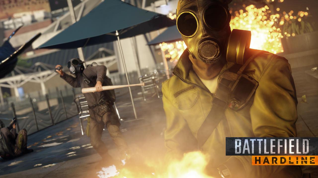 Battlefield Hardline Stealth Campaign Gameplay