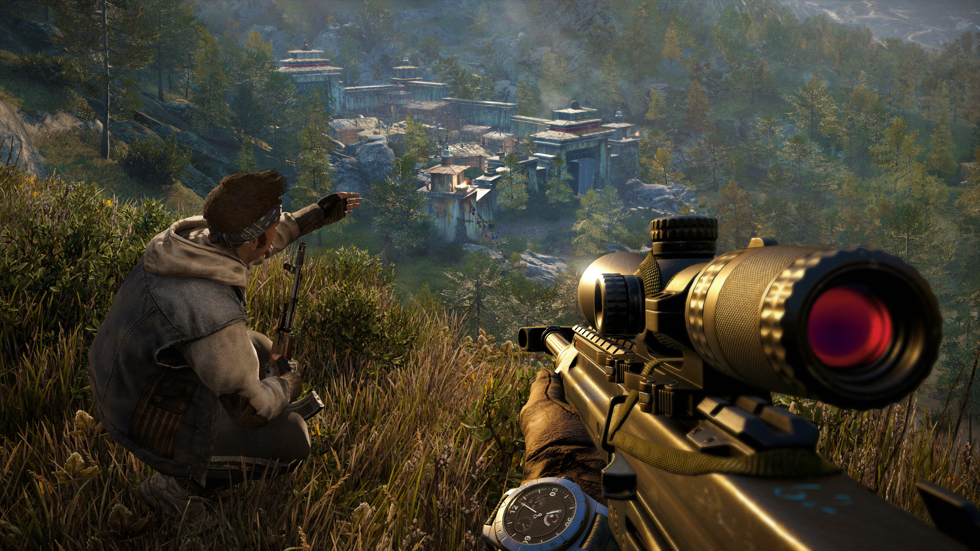 Far Cry 4 Weapon List