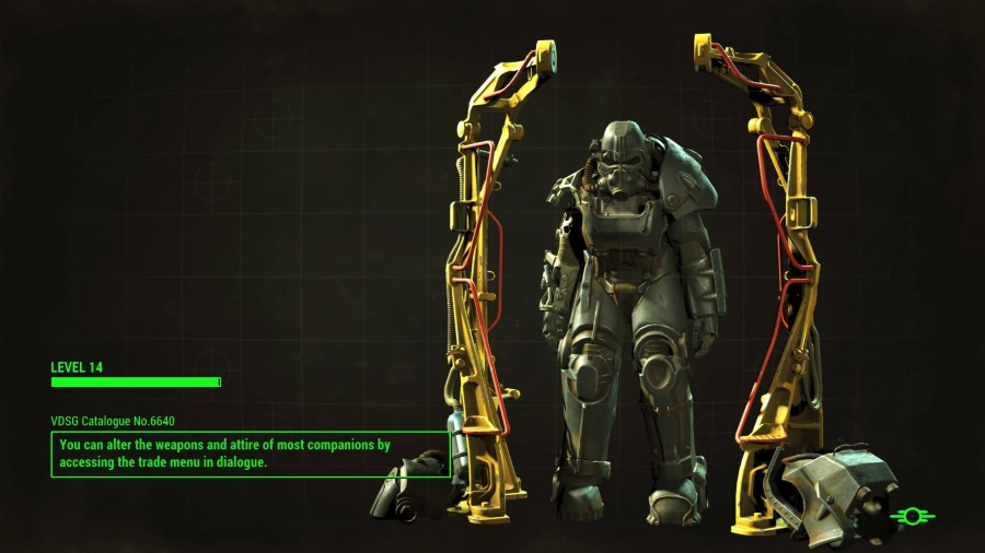 Fallout 4: the easiest way to get the X-01 Power Armour