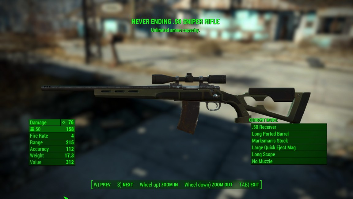 Fallout 4 – Understanding legendary weapon effects